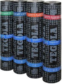 Битумно-полимерные материалы марки TEGOLA