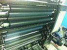 RYOBI 524H by 1995 - 4-х красочная офсетная печатная машина, фото 9