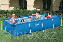 Каркасный бассейн Intex  450 см. х 220 см. х 84 см.