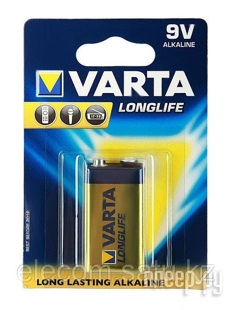 Батарейки Varta LONGLIFE