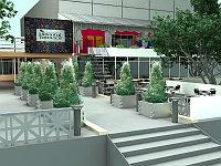 3d моделирование летней площадки, фото 1