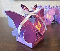 Бонбоньерки в виде бабочки, фото 1