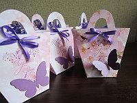 Бонбоньерки в виде сумочки, фото 1