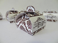 Бонбоньерки на юбилей, фото 1