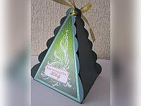 Новогодние бонбоньерки в виде ёлочки, фото 1