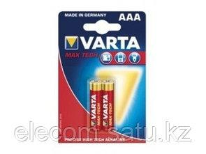 Батарейки Varta MAX TECH AAA