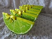 Пригласительные на свадьбу в лимонном стиле, фото 1