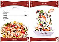 Разработка дизайна меню для кафе, на несколько страниц, фото 1