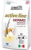 Forza10 Dermo Active сухой корм для собак с патологиями кожного покрова, 4кг