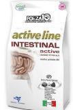 Forza10 Intestinal Active сухой корм для собак с заболеваниями желудочно-кишечного тракта., 4кг