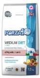Forza10 Medium Diet из ягненка гипоаллергенный корм для взрослых собак средних пород, 1,5кг