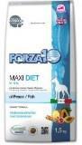 Forza10 Maxi Diet из рыбы гипоаллергенный корм для собак крупных пород, 1,5кг