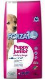 Forza10 Maintenance Puppy Junior M/L корм для щенков средних и крупных пород (рыба), 15кг