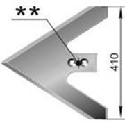 Лапа культиватора 410 мм РЗЗ-КПЭ-3,8