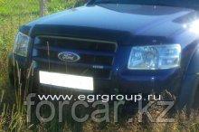 Дефлектор капота Ford Ranger 2006-2010 темный, EGR Австралия