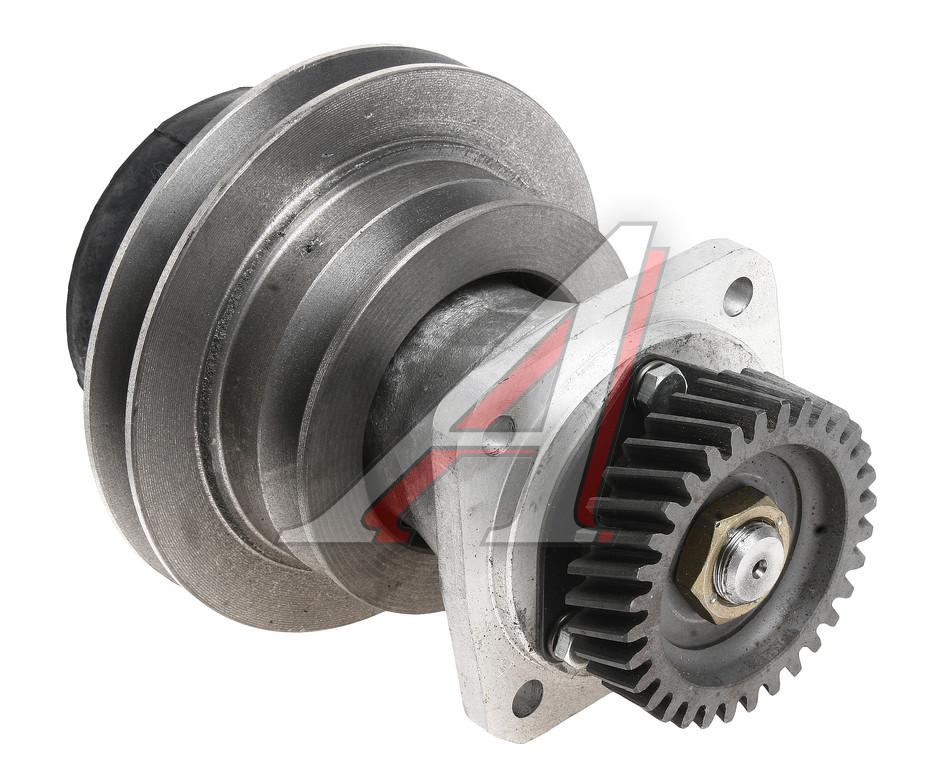 Привод вентилятора ЯМЗ 2-х ручейный 238НБ-1308011-Д