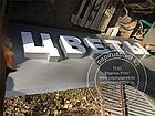 ВЫВЕСКА ЦВЕТЫ ГҮЛДЕР объемные световые буквы, фото 7
