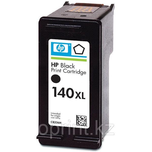 Картридж HP 140XL черный, увеличенный объем