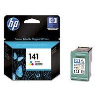 Картридж HP 141 трехцветный