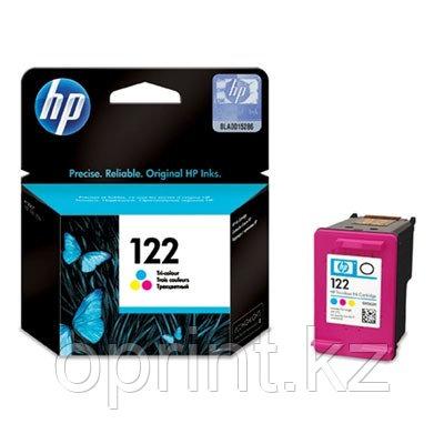 Картридж HP 122 трехцветный