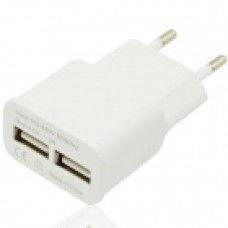 Блок питания 5v 1A + 2,1A 220v под 2 USB JBL 1309