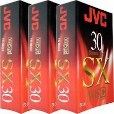 Кассета JVC EC-30SX