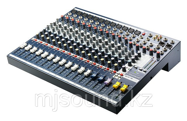 Микшер Soundcraft EFX12