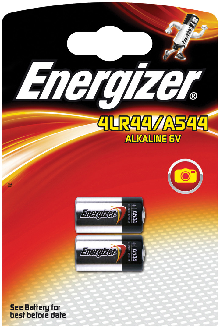 Батарейка Energizer A544  /4LR44/   6v