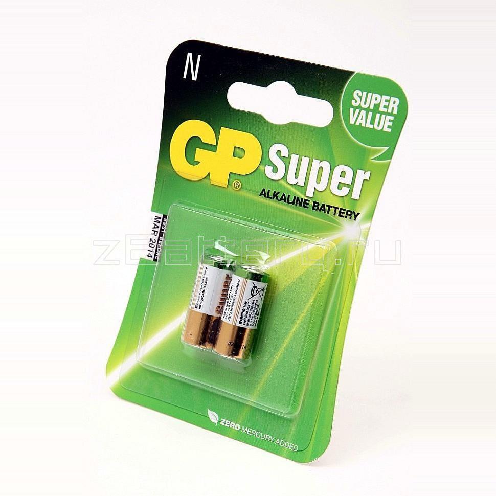 Батарея GP 910A-U2 N 1,5v   LR1