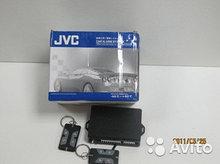 """Автосигнализация """"JVC"""" без автозавода"""