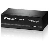 Видео разветвитель ATEN VS132A (2-портовый, VGA)