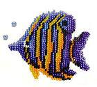"""Набор для вышивания бисером """"Синяя рыбка"""" Б-009, фото 2"""