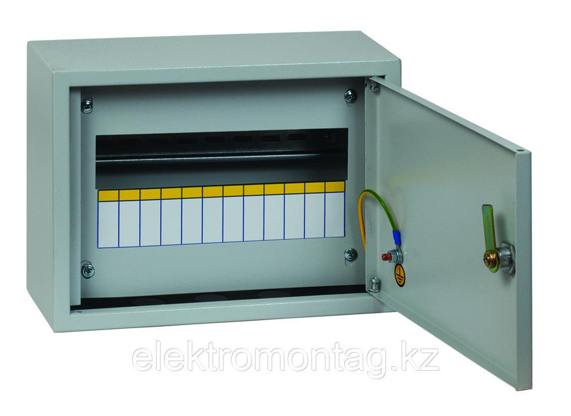 Шкаф металлический ЩРН-12 (220*300*120) IP31