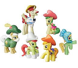 """Hasbro My Little Pony """"Яблочная Аллея"""" Пони в ассортименте"""