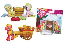 """Hasbro My Little Pony """"Яблочная Аллея"""" На ферме в ассортименте"""