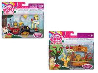 """Hasbro My Little Pony """"Яблочная Аллея"""" Машина производящая яблочный сок"""