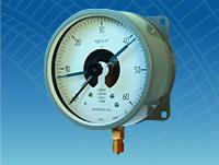 Мановакууметр электроконтактный ДА 2010 -1-3 кгс/см2