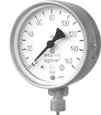 Манометр аммиачный МП3А-У 0-6 кгс/см2