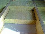 Базальтовая плита ROCKWOOL ЛАЙТ БАТТС 1000x600x50, фото 3