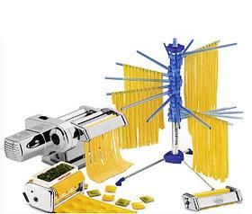 Набор для пасты Marcato Pasta Set Motor (Atlas Motor 150 mm + Acc.Ravioli + Acc.Spaghetti + Tacapasta)