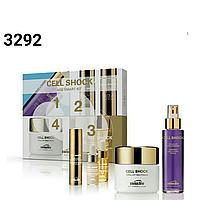 Набор для интенсивного антивозрастного ухода за кожей лица Swiss Line Cell Shock Age Smart Kit (арт. 3292)