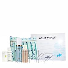 Набор с интенсивно увлажняющей сывороткой 24- часового действия Swiss Line Aqua Vitale Serum 24 kit (арт.3287)