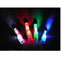 4 лазерные лампочки на пальцы Laser Finger, фото 1