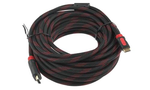 Кабель HDMI  10m  в оплетке