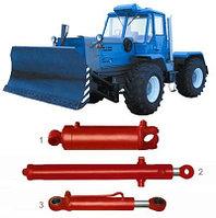 Гидроцилиндры для тракторов и сельскохозяйственной техники