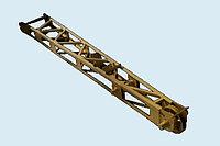 Стреловое оборудование ДЭК-251, Гусек жесткий 5 м (251.20.28.000)