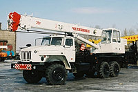 Каталог запчастей Автокрана Челябинец КС-45721