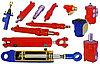 Гидрооборудование Автокранов, Экскаваторов, Погрузчики, Комбайны, Автовышки, Манипуляторы, КС