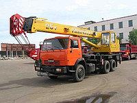 Запчасти для автокрана Галичанин КС-55713-1