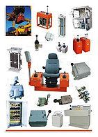 Электрооборудование крана ДЭК-251